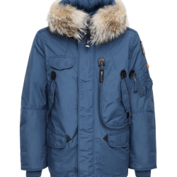 Parajumpers RIGHT HAND Doudoune - Sargasso Sea - Parka pour Homme
